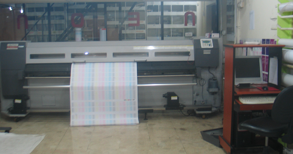 Mutoh Out Door Print